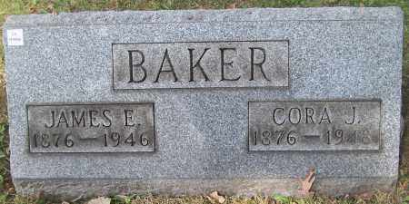 BAKER, JAMES E. - Stark County, Ohio | JAMES E. BAKER - Ohio Gravestone Photos