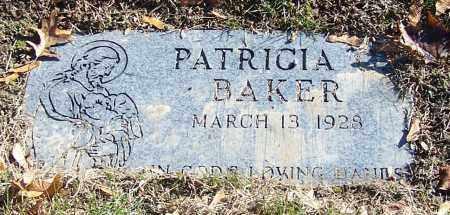 BAKER, PATRICIA - Stark County, Ohio | PATRICIA BAKER - Ohio Gravestone Photos