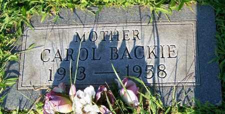BALIE, CAROL - Stark County, Ohio | CAROL BALIE - Ohio Gravestone Photos