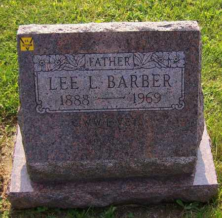 BARBER, LEE L. - Stark County, Ohio | LEE L. BARBER - Ohio Gravestone Photos