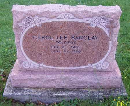 BARCLAY, CAROL LEE - Stark County, Ohio | CAROL LEE BARCLAY - Ohio Gravestone Photos