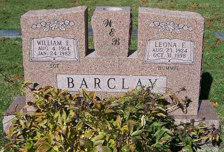 BARCLAY, LEONA E. - Stark County, Ohio | LEONA E. BARCLAY - Ohio Gravestone Photos
