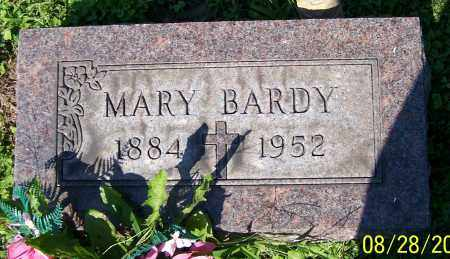 BARDY, MARY - Stark County, Ohio | MARY BARDY - Ohio Gravestone Photos