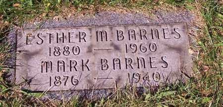 BARNES, MARK - Stark County, Ohio | MARK BARNES - Ohio Gravestone Photos