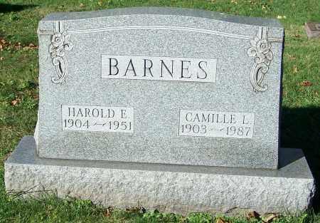 BARNES, CAMILLE L. - Stark County, Ohio | CAMILLE L. BARNES - Ohio Gravestone Photos