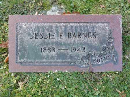 BARNES, JESSIE E. - Stark County, Ohio | JESSIE E. BARNES - Ohio Gravestone Photos
