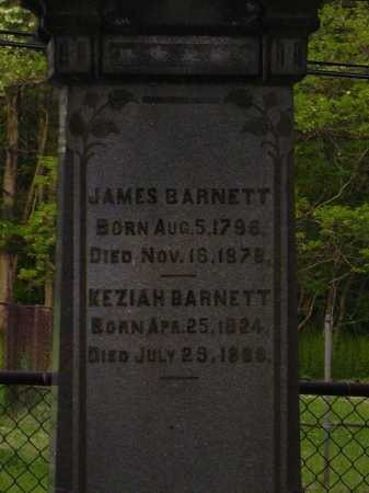 BARNETT, KEZIAH - CLOSEVIEW - Stark County, Ohio | KEZIAH - CLOSEVIEW BARNETT - Ohio Gravestone Photos