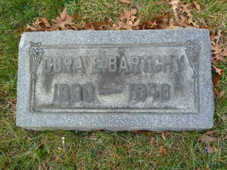 BARTCHY, CORA E - Stark County, Ohio   CORA E BARTCHY - Ohio Gravestone Photos