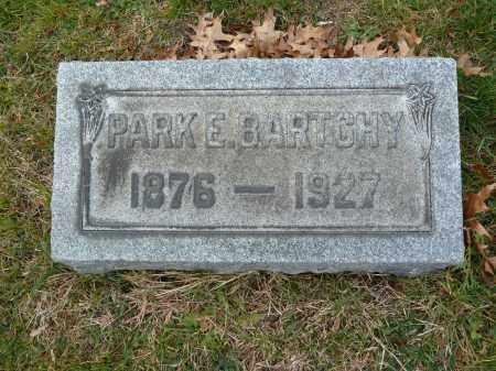 BARTCHY, PARK E - Stark County, Ohio | PARK E BARTCHY - Ohio Gravestone Photos