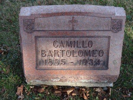BARTOLOMEO, CAMILLO - Stark County, Ohio   CAMILLO BARTOLOMEO - Ohio Gravestone Photos