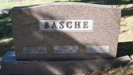 BASCHE, ERICH J. - Stark County, Ohio | ERICH J. BASCHE - Ohio Gravestone Photos