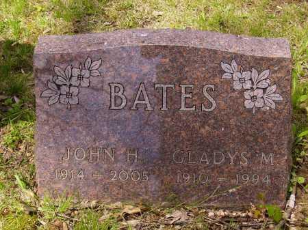 BATES, GLADYS M. - Stark County, Ohio | GLADYS M. BATES - Ohio Gravestone Photos