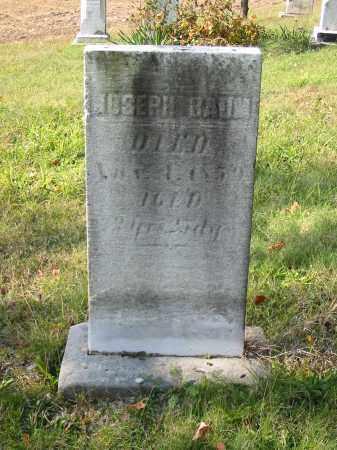 BAUM, JOSEPH - Stark County, Ohio | JOSEPH BAUM - Ohio Gravestone Photos