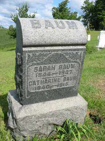 BAUM, CATHARINE - Stark County, Ohio | CATHARINE BAUM - Ohio Gravestone Photos