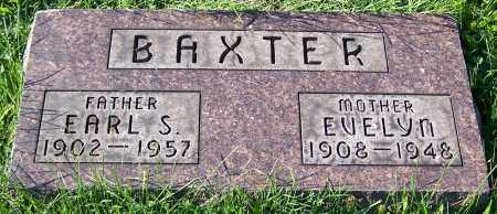 BAXTER, EVELYN - Stark County, Ohio | EVELYN BAXTER - Ohio Gravestone Photos