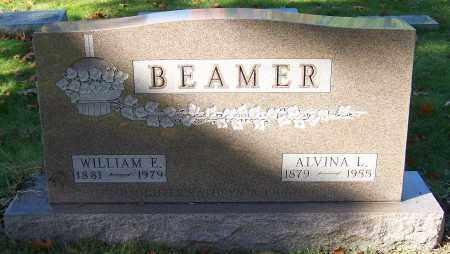 BEAMER, WILLIAM E. - Stark County, Ohio | WILLIAM E. BEAMER - Ohio Gravestone Photos