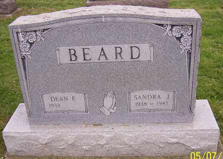 BEARD, SANDRA J. - Stark County, Ohio | SANDRA J. BEARD - Ohio Gravestone Photos