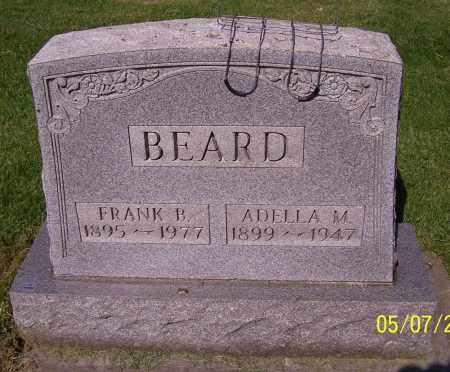 CULLER BEARD, ADELLA M. - Stark County, Ohio | ADELLA M. CULLER BEARD - Ohio Gravestone Photos