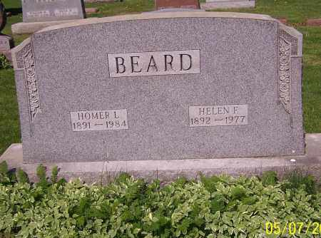 BEARD, HOMER L. - Stark County, Ohio | HOMER L. BEARD - Ohio Gravestone Photos