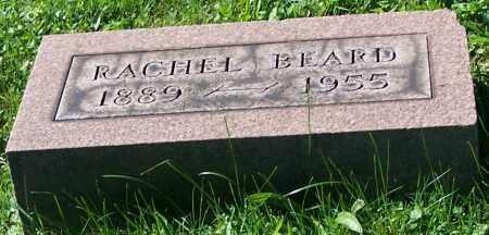 BEARD, RACHEL - Stark County, Ohio | RACHEL BEARD - Ohio Gravestone Photos