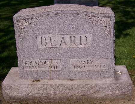 BEARD, MARY L. - Stark County, Ohio | MARY L. BEARD - Ohio Gravestone Photos