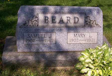 BEARD, SAMUEL J. - Stark County, Ohio | SAMUEL J. BEARD - Ohio Gravestone Photos