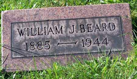 BEARD, WILLIAM J. - Stark County, Ohio | WILLIAM J. BEARD - Ohio Gravestone Photos