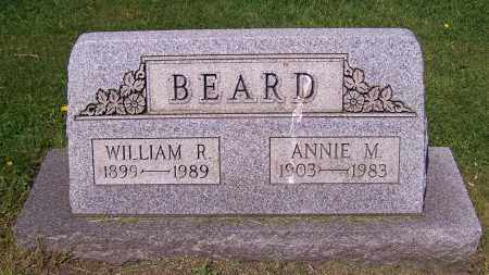 BEARD, ANNIE M. - Stark County, Ohio | ANNIE M. BEARD - Ohio Gravestone Photos