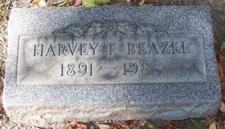 BEAZEL, HARVEY F. - Stark County, Ohio | HARVEY F. BEAZEL - Ohio Gravestone Photos