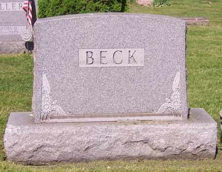 BECK, FAMILY - Stark County, Ohio | FAMILY BECK - Ohio Gravestone Photos