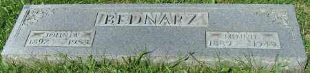 BEDNARZ, MINNIE - Stark County, Ohio | MINNIE BEDNARZ - Ohio Gravestone Photos