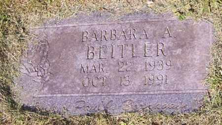 BEITLER, BARBARA A. - Stark County, Ohio | BARBARA A. BEITLER - Ohio Gravestone Photos