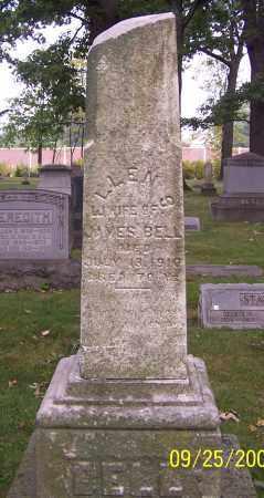 BELL, ELLEN S. - Stark County, Ohio | ELLEN S. BELL - Ohio Gravestone Photos