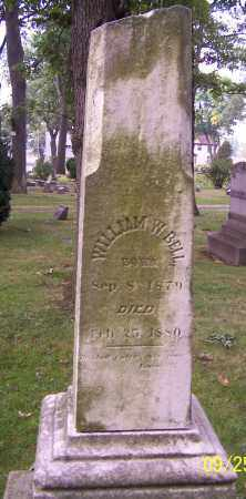 BELL, WILLIAM W. - Stark County, Ohio | WILLIAM W. BELL - Ohio Gravestone Photos