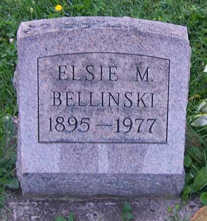 BELLINSKI, ELSIE M. - Stark County, Ohio | ELSIE M. BELLINSKI - Ohio Gravestone Photos