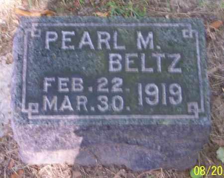 BELTZ, PEARL M. - Stark County, Ohio | PEARL M. BELTZ - Ohio Gravestone Photos
