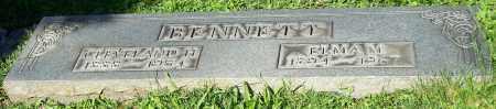 BENNETT, CLEVELAND H. - Stark County, Ohio | CLEVELAND H. BENNETT - Ohio Gravestone Photos