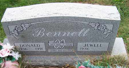 BENNETT, DONALD - Stark County, Ohio | DONALD BENNETT - Ohio Gravestone Photos