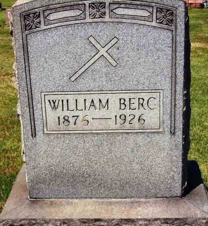 BERG, WILLIAM - Stark County, Ohio | WILLIAM BERG - Ohio Gravestone Photos