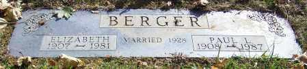 BERGER, PAUL L. - Stark County, Ohio | PAUL L. BERGER - Ohio Gravestone Photos