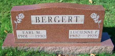 BERGERT, LUCIENN P. - Stark County, Ohio | LUCIENN P. BERGERT - Ohio Gravestone Photos