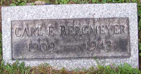 BERGMEYER, CARL E. - Stark County, Ohio | CARL E. BERGMEYER - Ohio Gravestone Photos