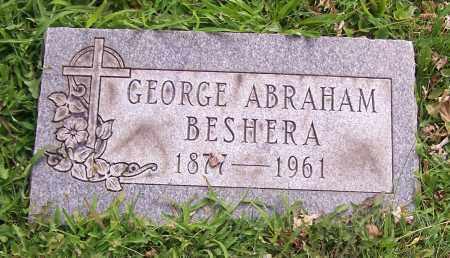 BESHERA, GEORGE ABRAHAM - Stark County, Ohio | GEORGE ABRAHAM BESHERA - Ohio Gravestone Photos