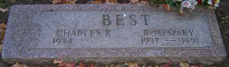 BEST, ROSEMARY - Stark County, Ohio | ROSEMARY BEST - Ohio Gravestone Photos