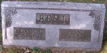 BEST, IVA M. - Stark County, Ohio | IVA M. BEST - Ohio Gravestone Photos