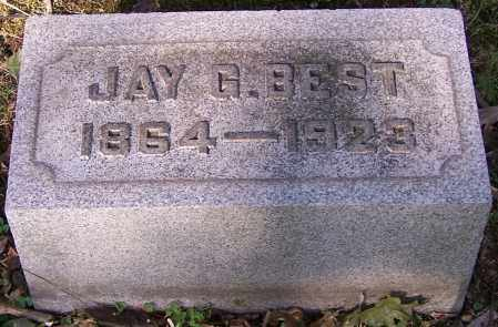 BEST, JAY G. - Stark County, Ohio | JAY G. BEST - Ohio Gravestone Photos