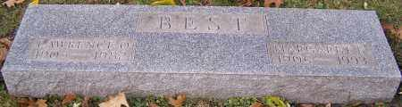 BEST, MARGARET E. - Stark County, Ohio | MARGARET E. BEST - Ohio Gravestone Photos