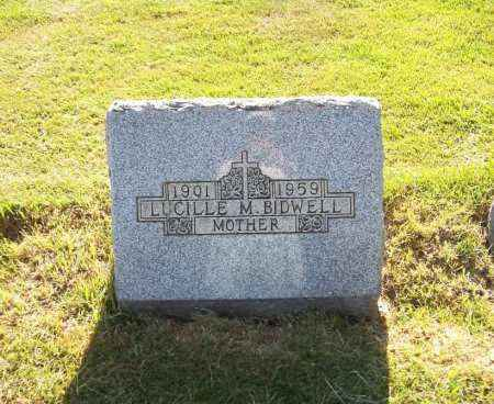 GERARDAT BIDWELL, LUCILLE M. - Stark County, Ohio | LUCILLE M. GERARDAT BIDWELL - Ohio Gravestone Photos