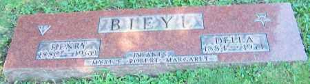 BIEYL, DELLA - Stark County, Ohio | DELLA BIEYL - Ohio Gravestone Photos