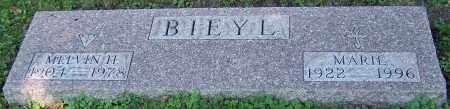 BIEYL, MELVIN H. - Stark County, Ohio | MELVIN H. BIEYL - Ohio Gravestone Photos
